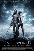 P�ster de Underworld: La rebeli�n de los lic�ntropos (Underworld 3: The Rise of the Lycans)