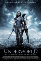 P�ster de Underworld: La rebeli�n de los lic�ntropos (Underworld: Rise of the Lycans)