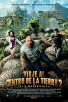 Pster de Viaje al centro de la Tierra 2: La isla misteriosa (Journey 2: The Mysterious Island)