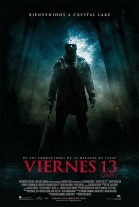 Póster de Viernes 13 (Friday the 13th)