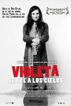 P�ster de Violeta se fue a los cielos (Violeta se fue a los cielos)