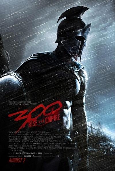 Téaser Póster de 300: El origen de un imperio (300: Rise of an Empire)