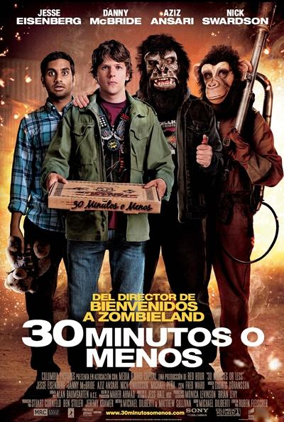 Trailer en español de '30 minutos o menos'