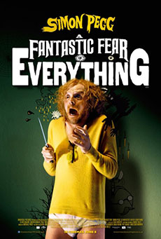 Ver A Fantastic Fear of Everything (2012) online gratis latino