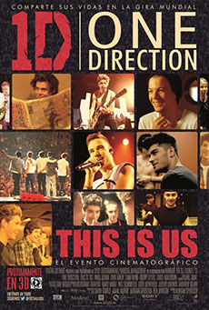 Imagen de One Direction: This is Us