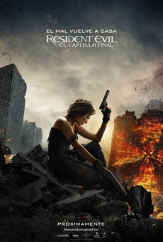 Ver Resident Evil: El capítulo final (2017) Online Latino