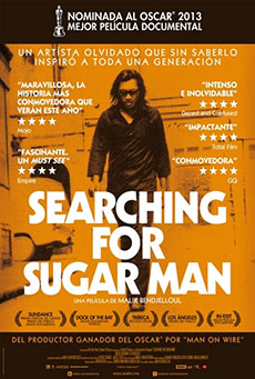 Imagen de Searching for Sugar Man