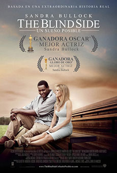 Imagen de The Blind Side (Un sue�o posible)