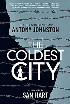Ver The Coldest City (2017) Online Latino