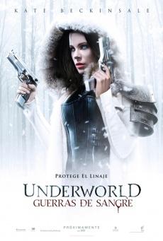 Ver Underworld: Guerras de sangre (2017) Online Latino