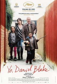 Ver Yo, Daniel Blake (2016) Online Latino
