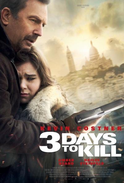 3 Dias Para Matar (2014) [Dvdrip] [Latino] [1 Link]