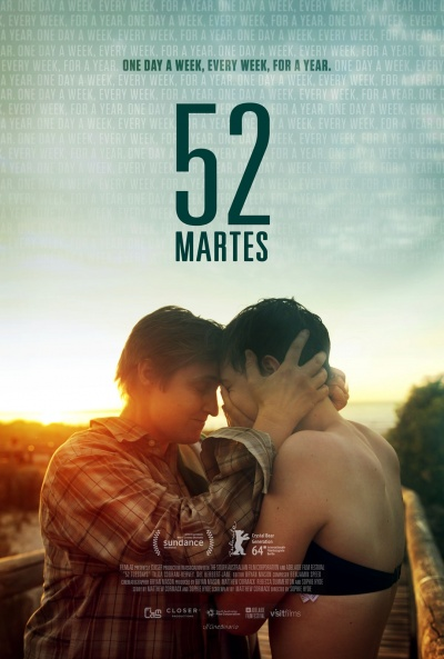 Cartel de 52 martes (52 Tuesdays)