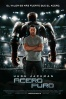 Cartel de Acero Puro (Real Steel)