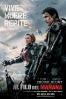 Cartel de Al filo del ma�ana (Edge of Tomorrow )