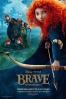 Cartel de Brave (Indomable) (Brave)