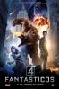 Cartel de Cuatro Fant�sticos (Fantastic Four)