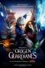 Cartel de El origen de los guardianes (Rise of the Guardians)