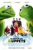 Cartel de El tour de los Muppets (Muppets Most Wanted)