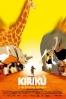 Cartel de Kirik� y las bestias salvajes (Kirikou et les b�tes sauvages)