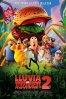 Cartel de Lluvia de Alb�ndigas 2 (Cloudy 2: Revenge of the Leftovers)