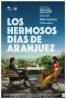 Poster de Los hermosos días de Aranjuez (Les beaux jours d'Aranjuez)