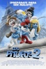 Cartel de Los Pitufos 2 (The Smurfs 2)