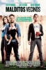 Cartel de Malditos vecinos (Neighbors)