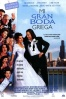 Cartel de Mi gran boda griega (My Big Fat Greek Wedding)