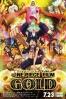 Cartel de One Piece Film Gold