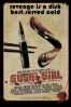 Cartel de Sushi Girl