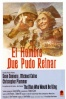 Cartel de El hombre que pudo reinar (The Man Who Would Be King)