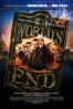 Cartel de Bienvenidos al fin del mundo (The World's End)
