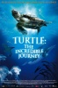 Cartel de El viaje de la tortuga (Turtle: The Incredible Journey)