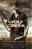 Cartel de Wolf Creek 2
