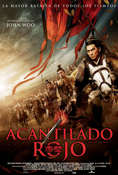acantilado Rojo [2010] [TS-Screener] [Accion] [Castellano]