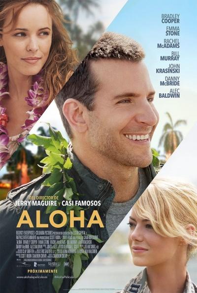 Cartel de Aloha (Aloha)