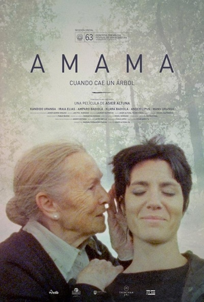 Cartel de Amama (Amama)