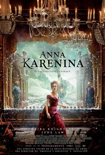 Cartel de Anna Karenina (Anna Karenina)