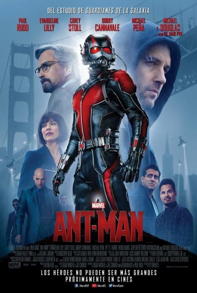 Cartel de Ant-Man (Ant-Man)