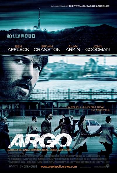 Cartel de Argo (Argo)