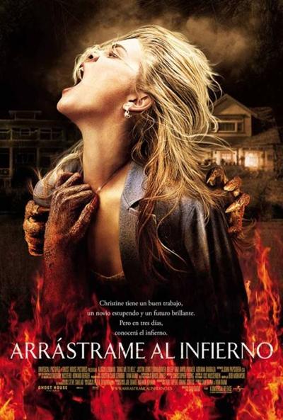 arrastrame al infierno 3665 Arrástrame al infierno (2009) Español Latino