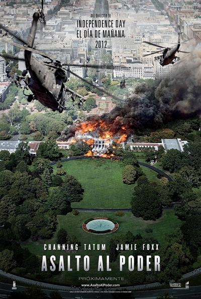 Cartel de Asalto al Poder (White House Down)