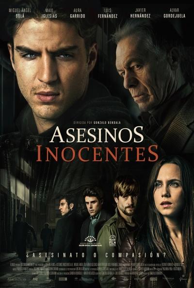 Cartel de Asesinos inocentes (Asesinos inocentes)