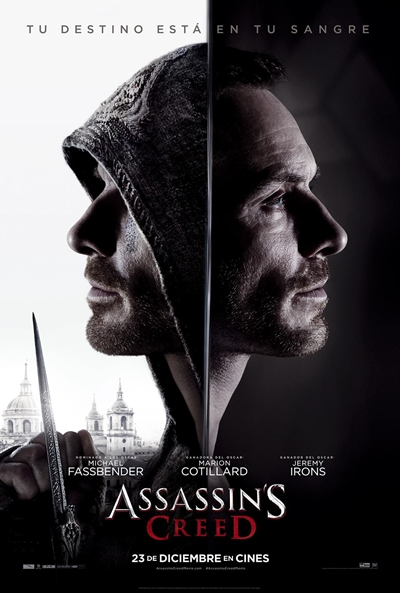 Póster de Assassin's Creed
