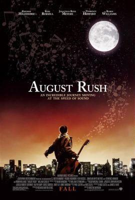 ¿Qué has visto hoy? August_rush