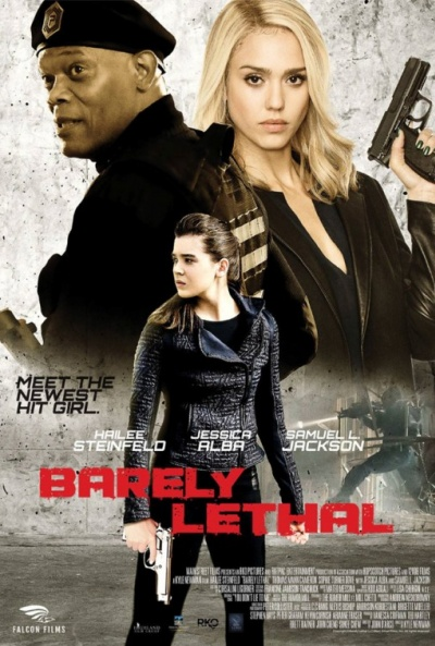Cartel de  (Barely Lethal)