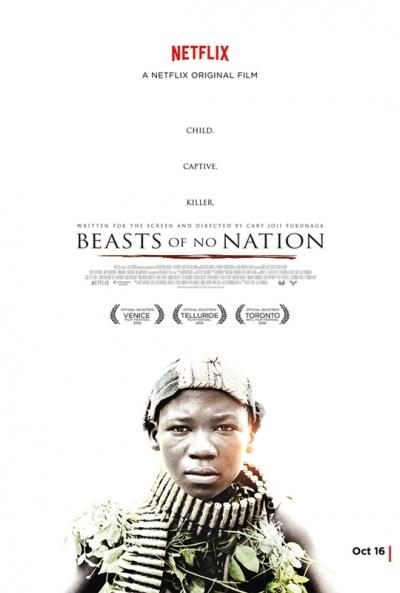 Téaser Póster de (Beasts of No Nation)