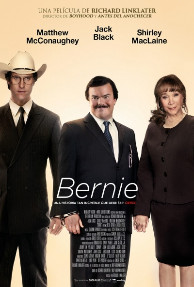 Cartel de Bernie (Bernie)