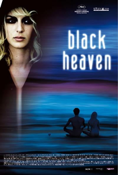 Cartel de Black Heaven (L'Autre Monde)